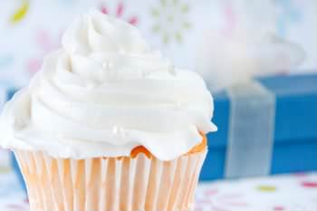 Receita de Cupcake de Chocolate Branco - cupcake-de-chocolate-branco