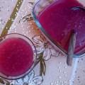 Sagu de Vinho Tinto