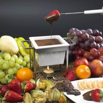 Receita de Fondue de Chocolate - fondue-de-chocolate