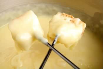 Receita de Fondue de Queijo - fondue-de-queijo