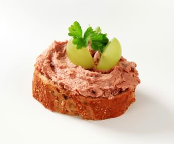 Receita de Patê de Salsicha