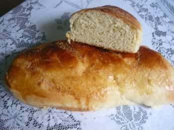 Receita de Receita Fácil de Pão