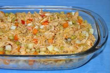 Receita de Risoto de Frango e Legumes - risoto-de-frango-e-legumes