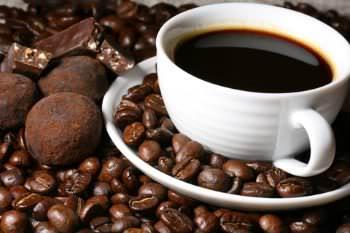 Receita de Trufa de Café