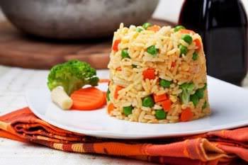 Receita de Arroz com Brócolis - arroz-com-brocolis