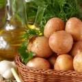 Batatas em Conserva