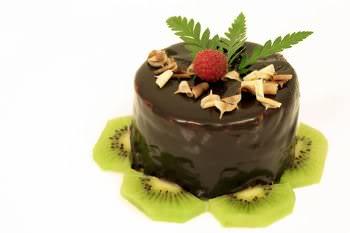 Receita de Bolo de Kiwi com Chocolate - bolo-de-kiwi-com-chocolate
