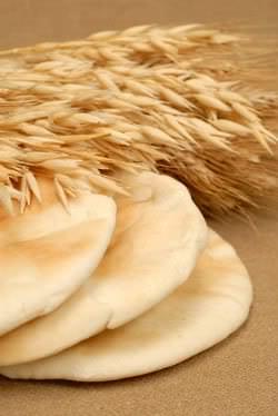 Receita de Pão Sírio - pao-sirio