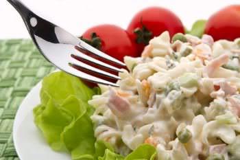 Receita de Salada de Macarrão - salada-de-macarrao