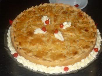Receita de Torta Cremosa de Camarão