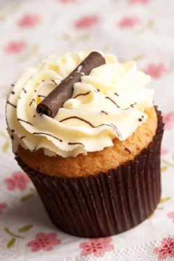 Receita de Cupcake Básico - cupcake-basico