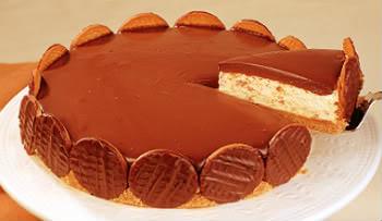 Receita de Torta Holandesa