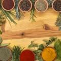 Condimentos e Ervas Aromáticas