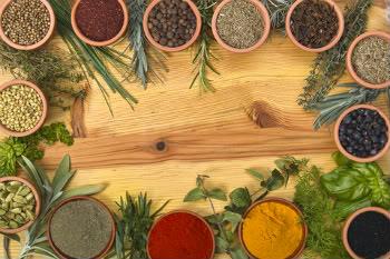Receita de Condimentos e Ervas Aromáticas - condimentos-e-ervas-aromaticas