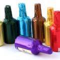 Garrafinhas Cristalizadas de Licor