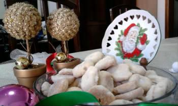 Receita de Rosquinhas de Pinga - rosquinhas-de-pinga