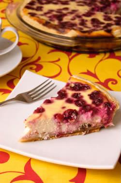 Receita de Torta Gelada de Cerejas - torta-gelada-de-cerejas