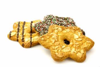 Receita de Biscoito de Amêndoas
