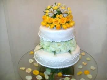 Receita de Bolo de Casamento por Erika Aguiar - bolo-de-casamento-por-erika-aguiar