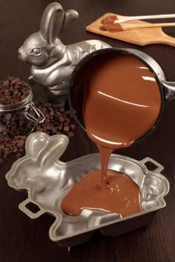 Receita de Chocolate não é Sorvete
