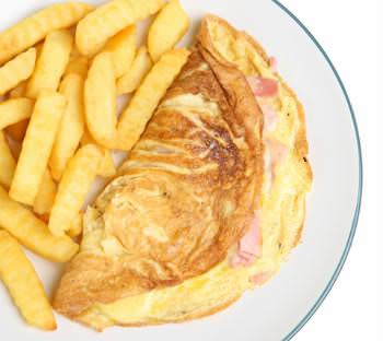 Receita de Como fazer Omelete - como-fazer-omelete