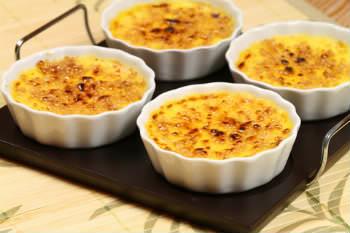 Receita de Crème Brûlée - creme-brullee