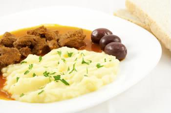 Receita de Purê de Batatas - pure-de-batatas