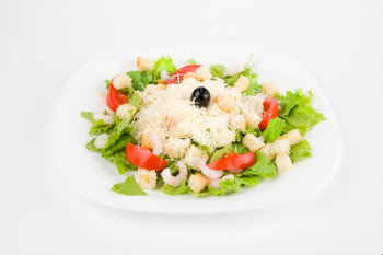Receita de Salada de Peixe e Camarão - salada-de-peixe-e-camarao