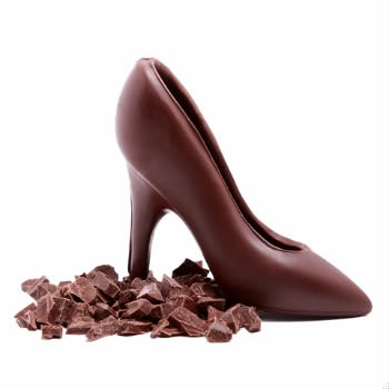 Receita de Sapatos de Chocolate! - dreamstime_xs_12548894