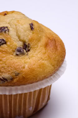 Receita de Muffin de Chocolate - muffin-de-chocolate