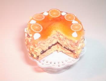 Receita de Bolo de Laranja Levíssimo - bolo-de-laranja-levissimo