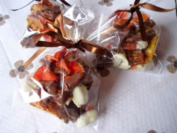 Receita de Frutas Desidratadas com Chocolate - frutas-desidratadas-com-chocolate