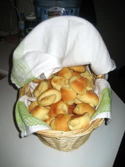 Receita de Pão Fofinho - pao-fofinho