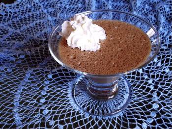 Receita de Sobremesa de Café  - sobremesa-de-cafe