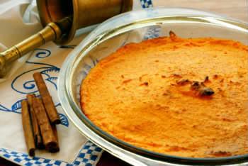 Receita de Suflê de Cenoura - sufle-de-cenoura