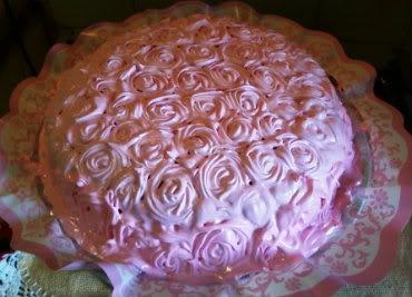 Receita de Bolo Rosa - bolo-rosa