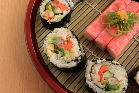 Receita de Maki-Sushi de Peru Light - maki-sushi-de-peru-light