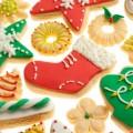 Biscoitos Decorados para o Natal