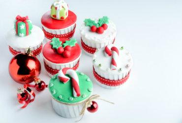 Receita de Cupcakes de Natal Irresistíveis! - iStock_000021568858XSmall