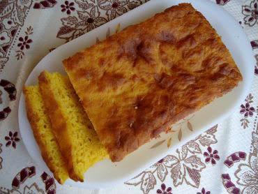 Receita de Pão de Cenoura - pao-de-cenoura