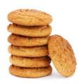 Cookies de Laranja com Nozes