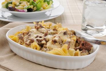 Receita de Estrogonofe de Carne com Queijo - estrogonofe-de-carne-com-queijo