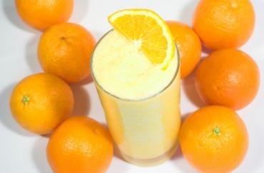 Receita de Batida de Iogurte, Cenoura e Laranja - batida-de-iogurte-cenoura-e-laranja
