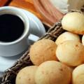 Pão de Queijo com Mandioca