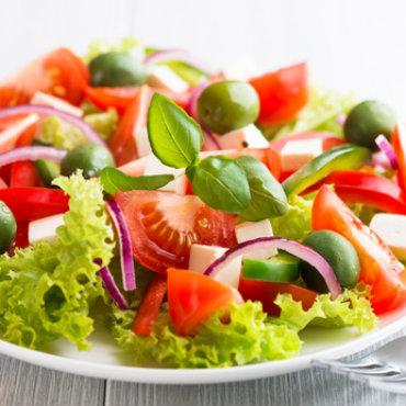 Receita de Salada Saborosa - salada-saborosa