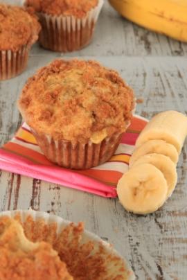 Receita de Cupcake de Banana - cupcake-de-banana