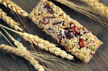 Receita de Barrinhas de Cereais - barrinhas-de-cereais