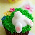 Cupcake de Páscoa