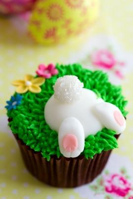 Receita de Cupcake de Páscoa - cupcake-de-pascoa