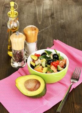 Receita de Salada Refrescante - salada-refrescante